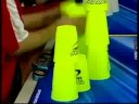 Sport Stacking World Record Holder